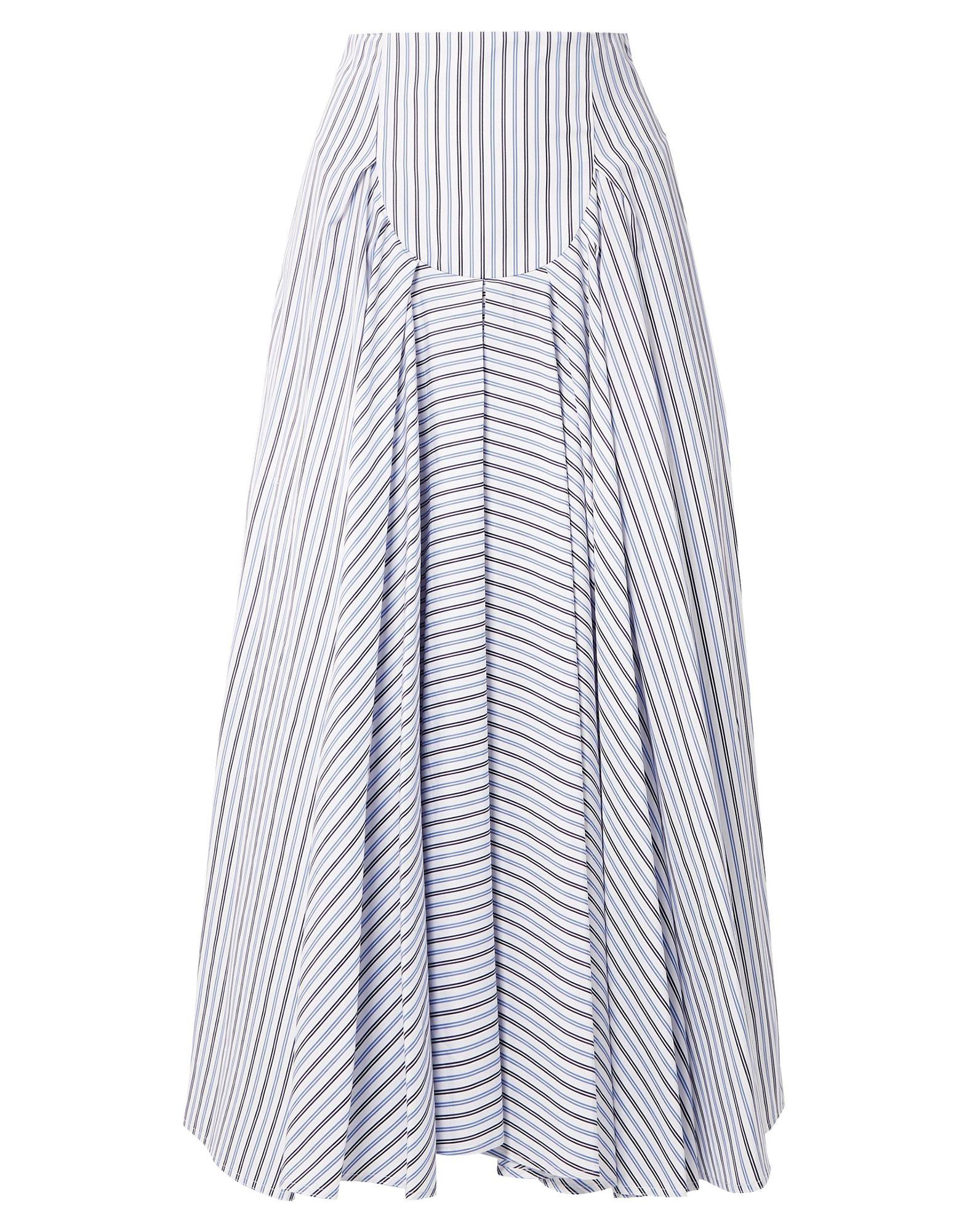 ROSETTA GETTY Длинная юбка rosetta getty длинная юбка