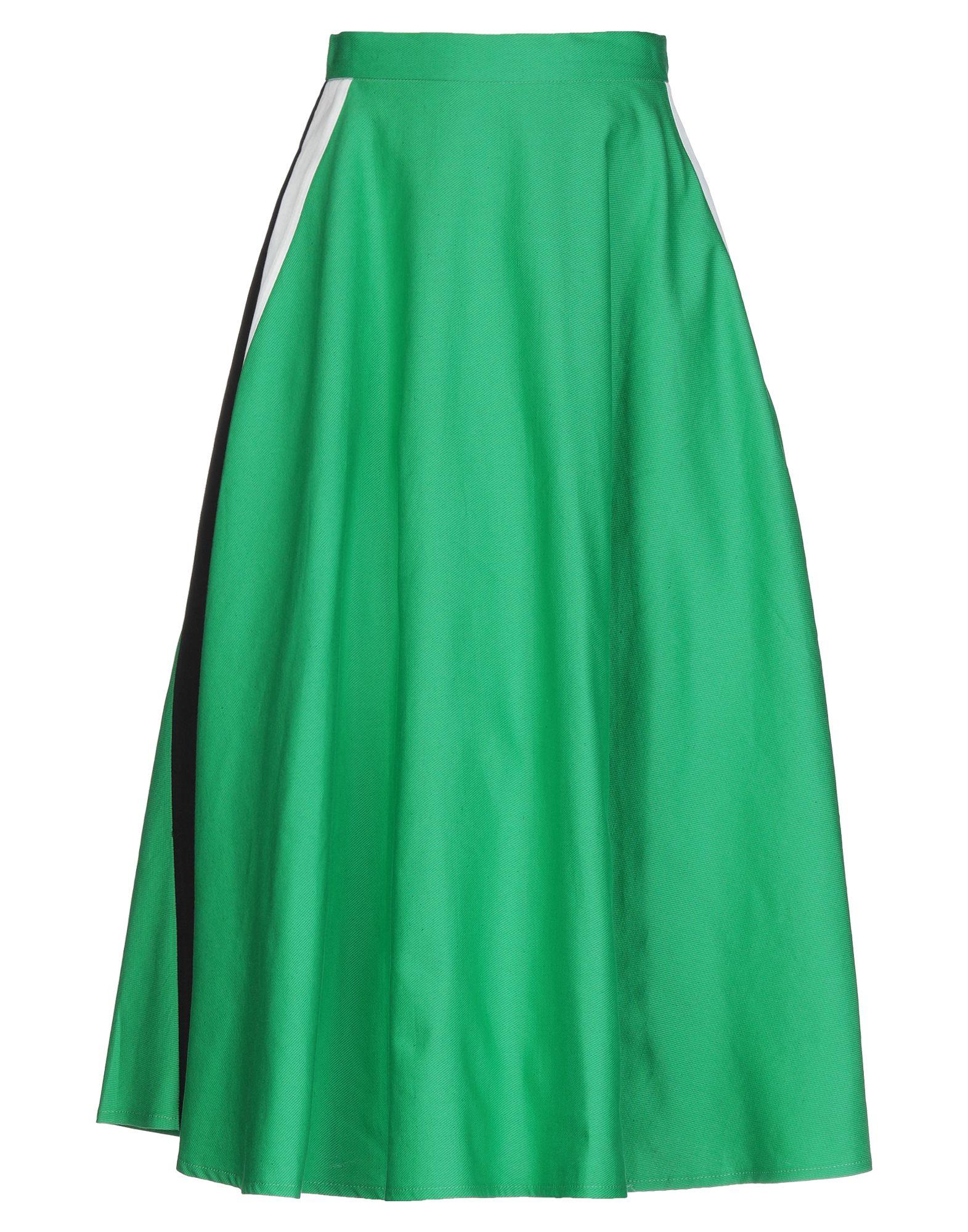 SUOLI Юбка длиной 3/4 suoli юбка длиной 3 4