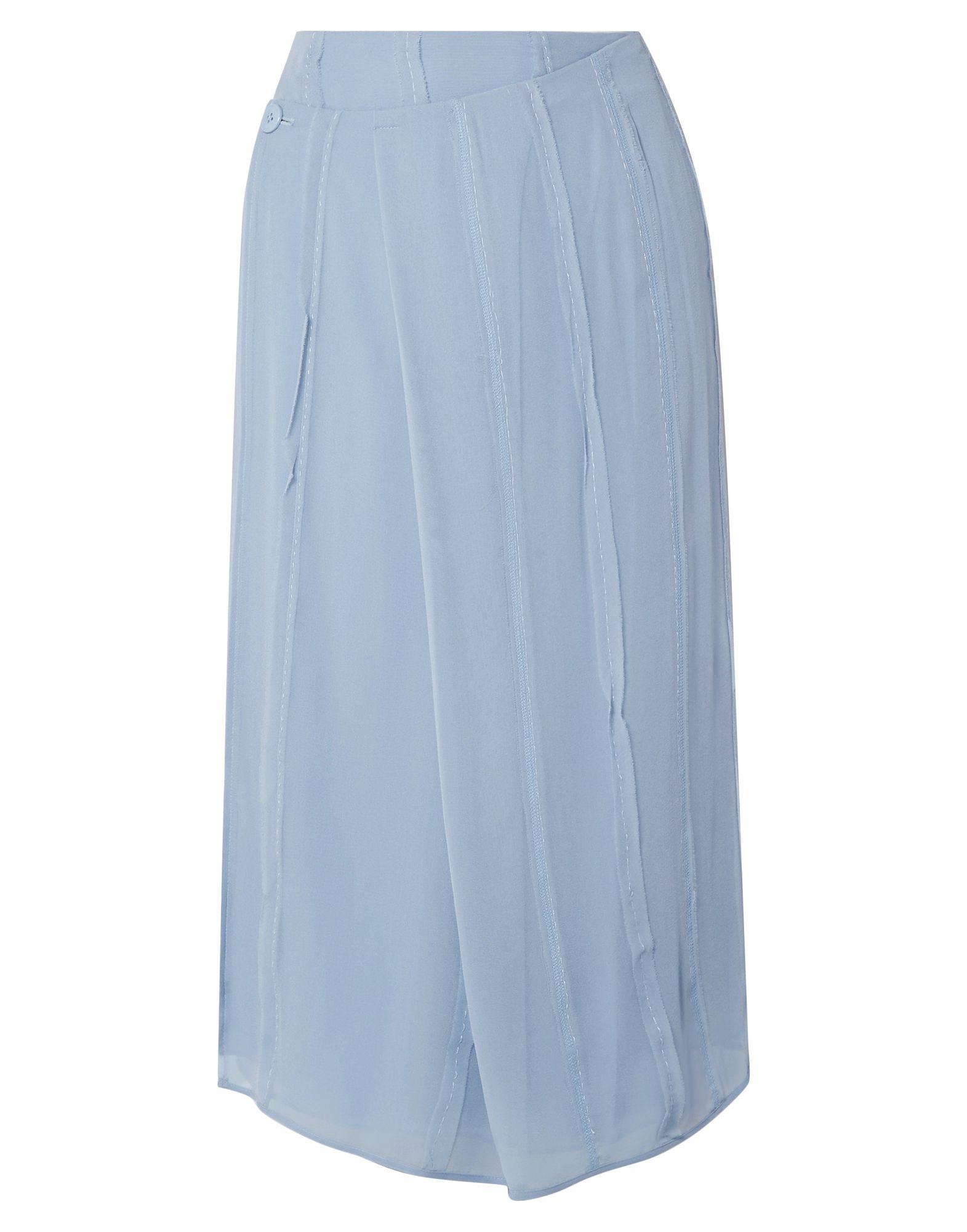 CARVEN Юбка длиной 3/4 carven юбка с принтом