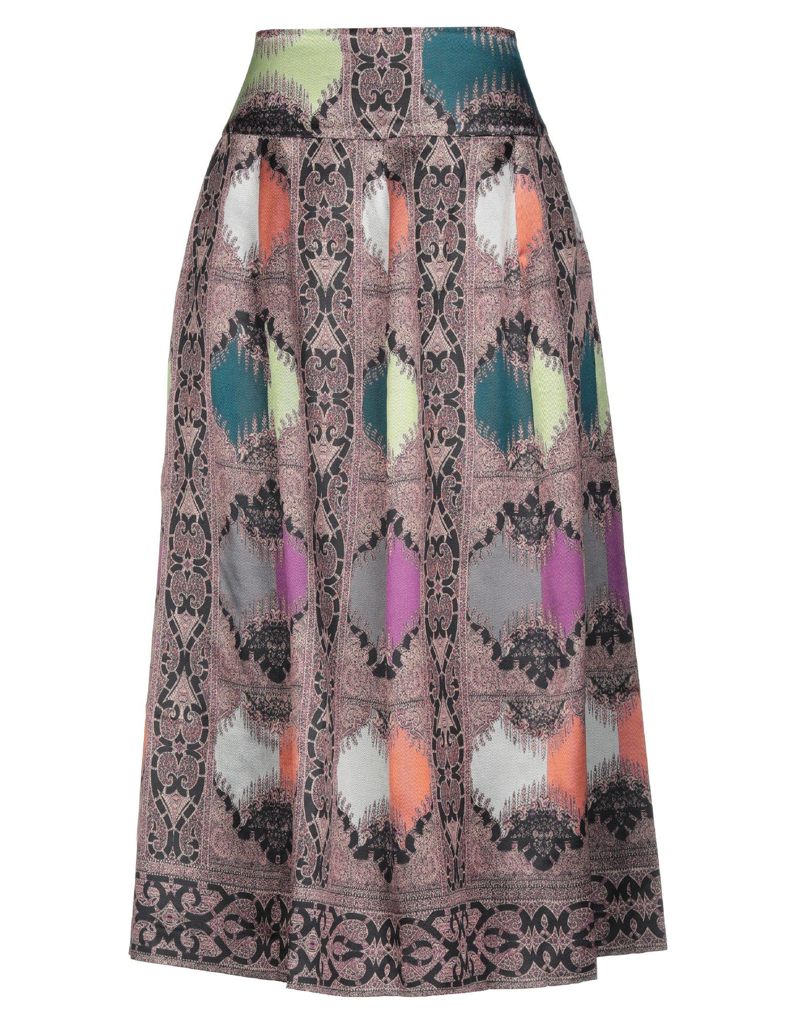 ETRO Юбка длиной 3/4 etro платье длиной 3 4