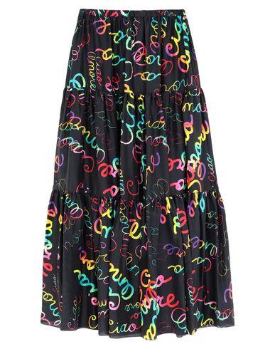Фото - Длинная юбка от GIADA BENINCASA черного цвета
