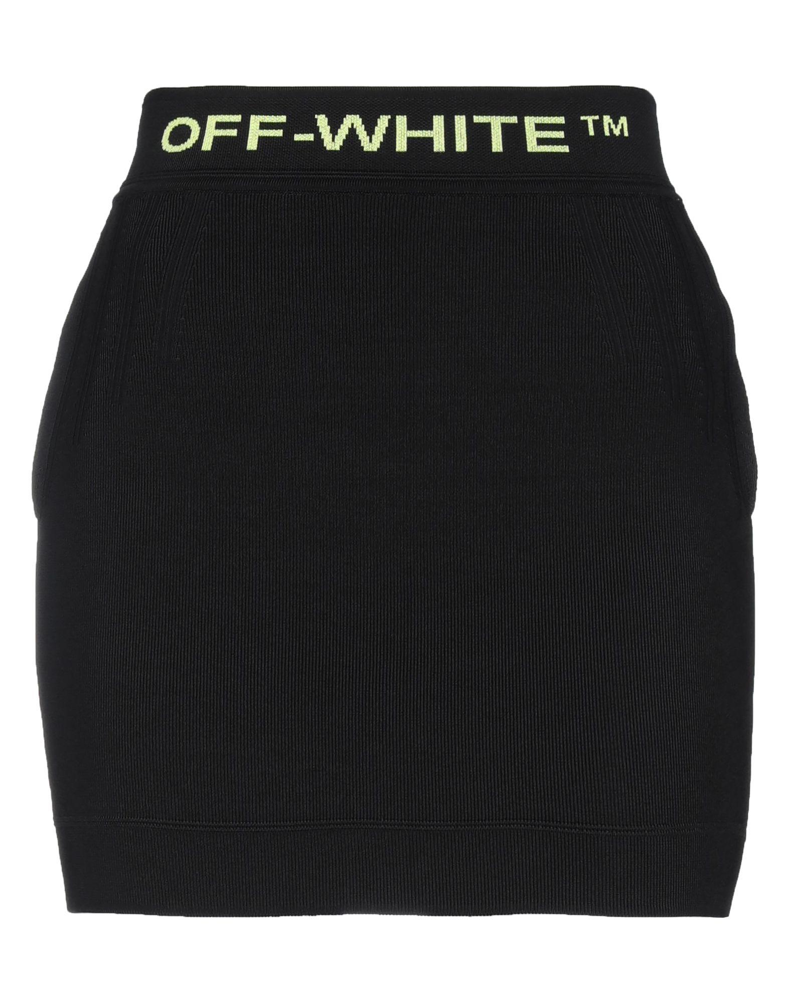 OFF-WHITE™ Мини-юбка off white™ мини юбка
