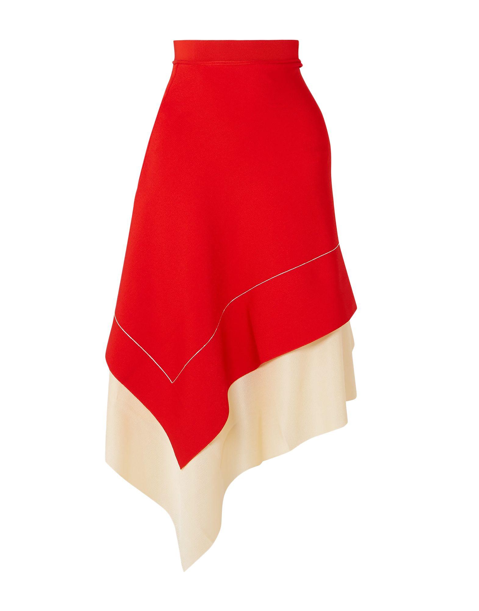 Фото - VICTORIA BECKHAM Юбка длиной 3/4 victoria beckham юбка длиной 3 4