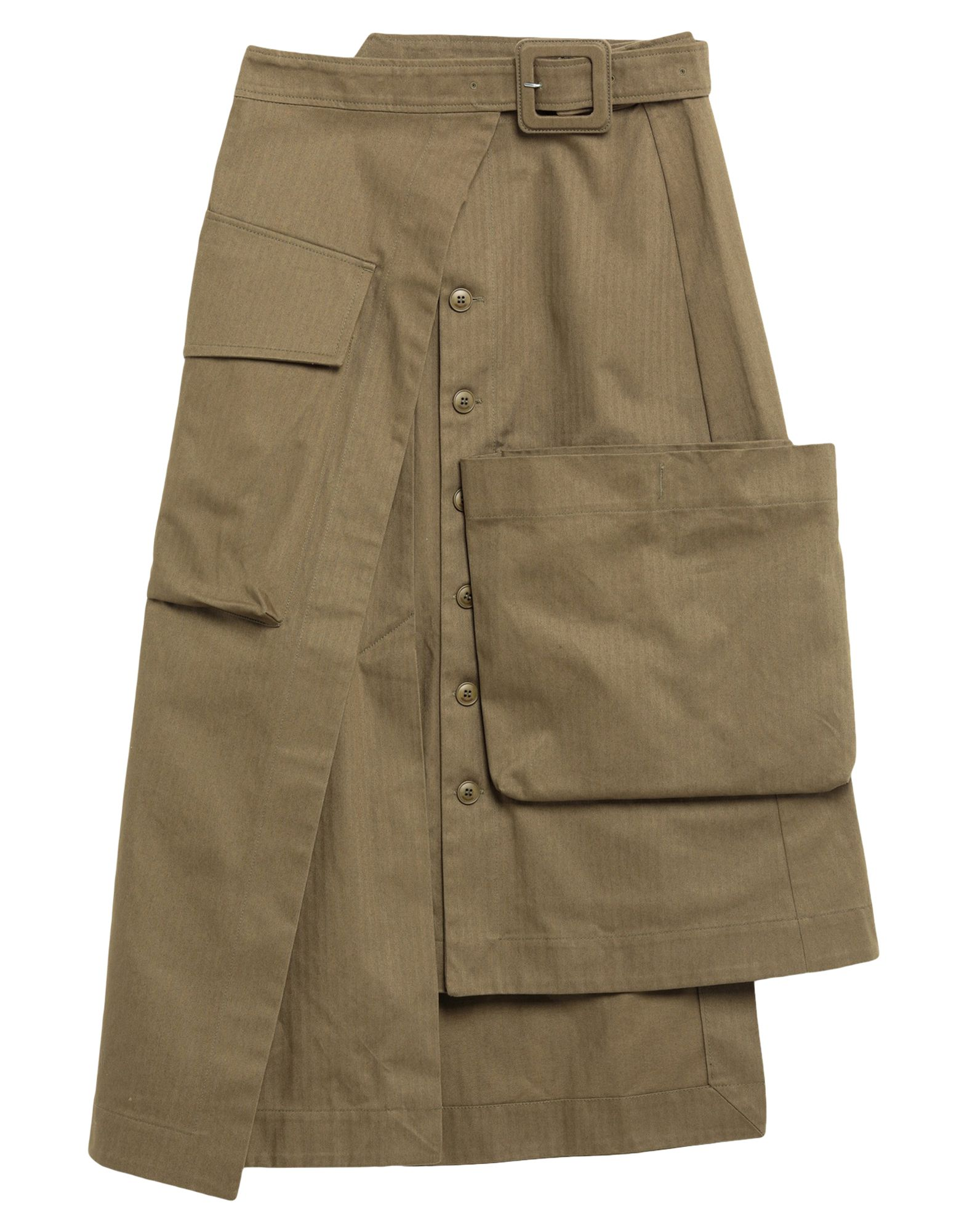JACQUEMUS Юбка длиной 3/4 jacquemus юбка длиной 3 4