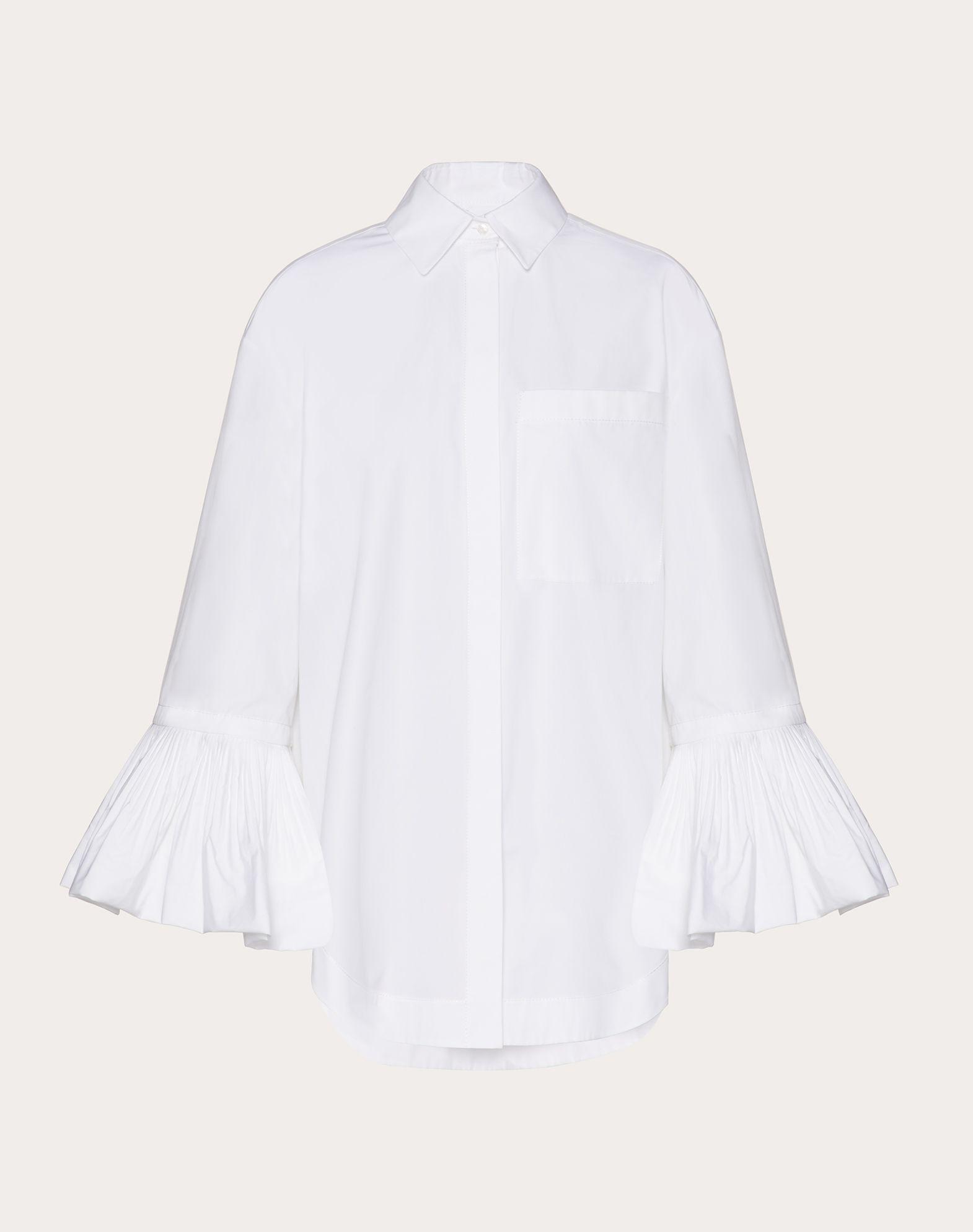 Compact Poplin Shirt