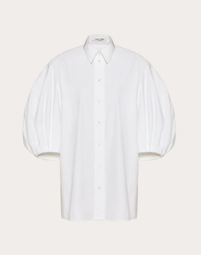 Technical Poplin Shirt