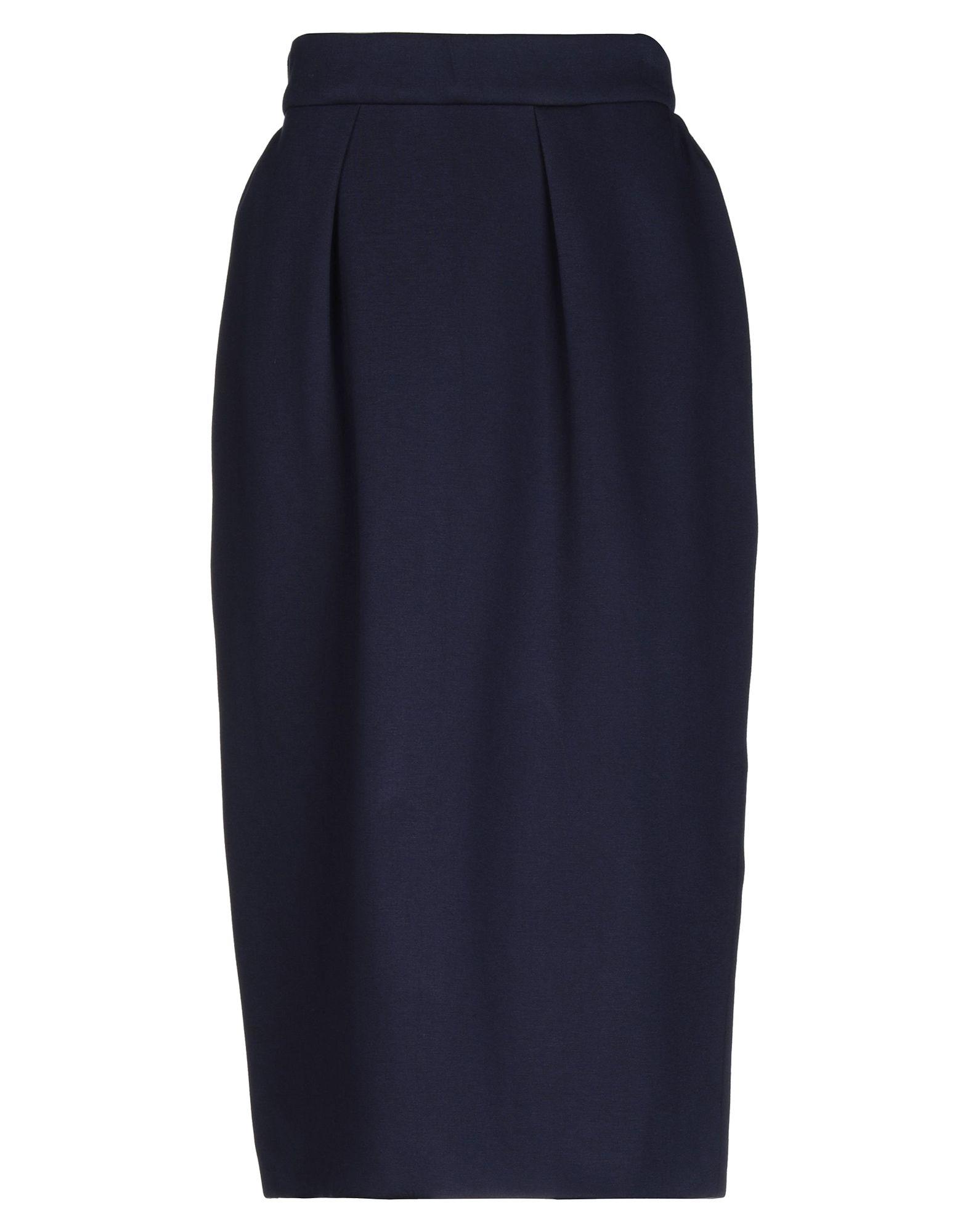 DELPOZO Юбка длиной 3/4 delpozo длинная юбка
