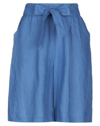 Фото - Юбку до колена от BLANCA LUZ синего цвета
