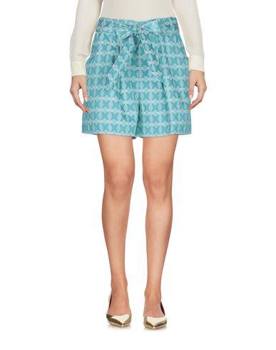 Фото 2 - Мини-юбка от BLANCA LUZ светло-зеленого цвета