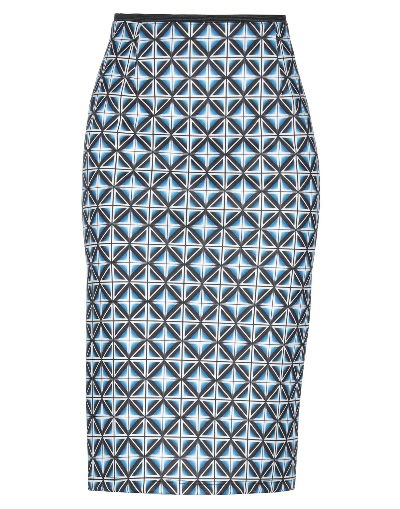 HOPE COLLECTION Юбка длиной 3/4 hope collection мини юбка