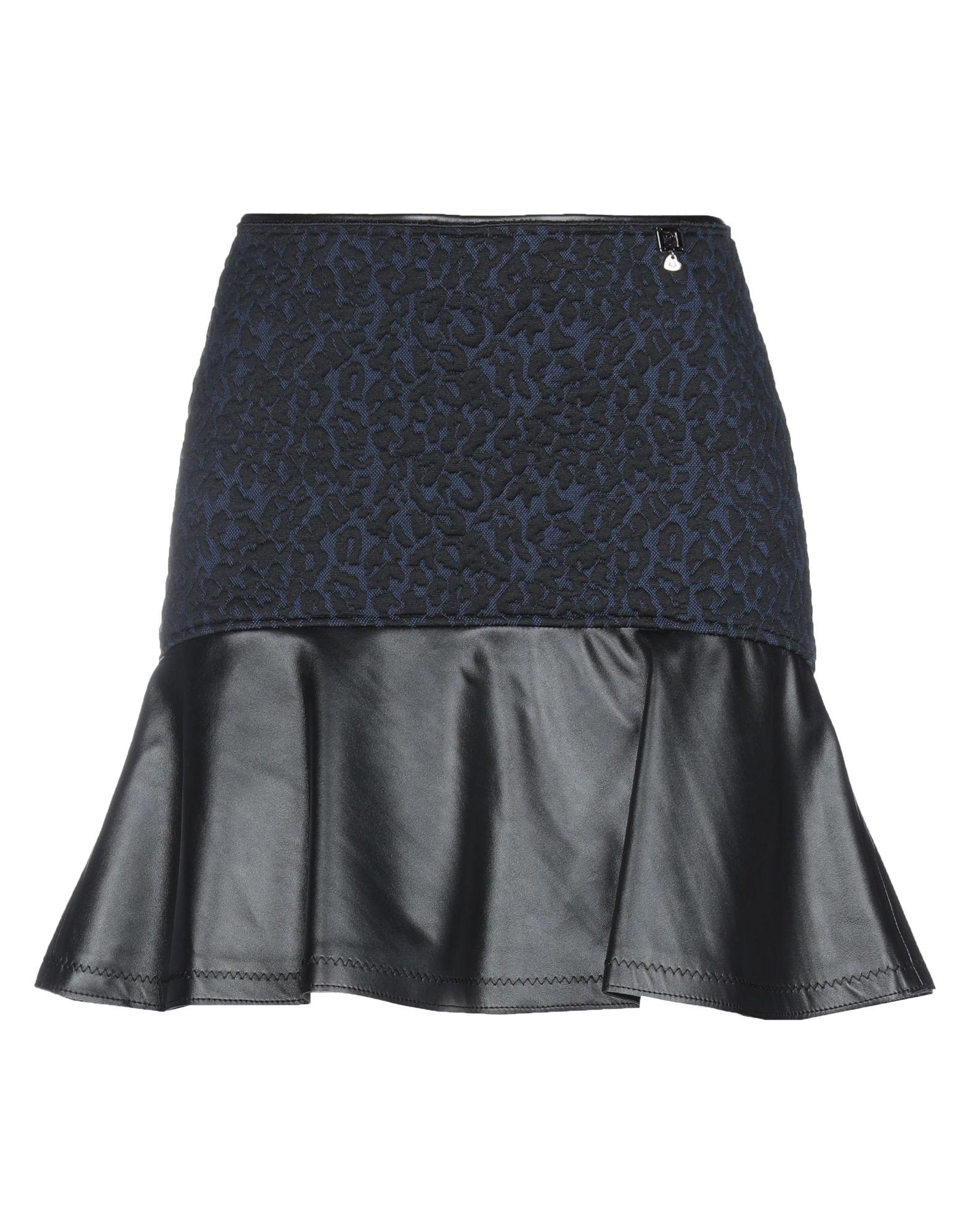 22 MAGGIO by MARIA GRAZIA SEVERI Мини-юбка юбка 22 maggio юбки трикотажные