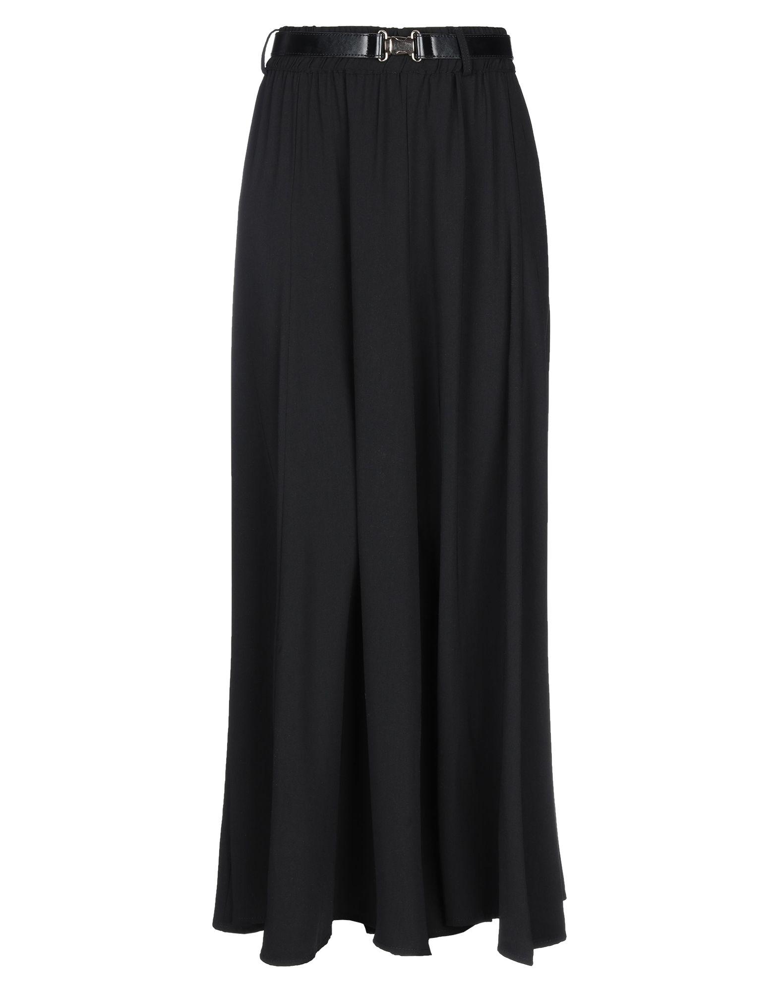 BIANCOGHIACCIO Длинная юбка momoní длинная юбка