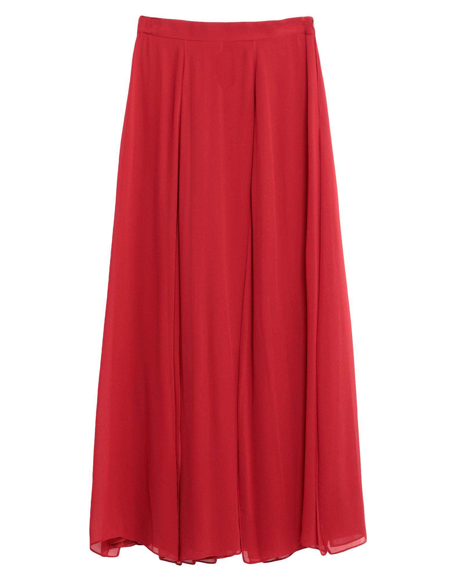 MAX MARA Длинная юбка юбка карандаш с потайной молнией max mara studio