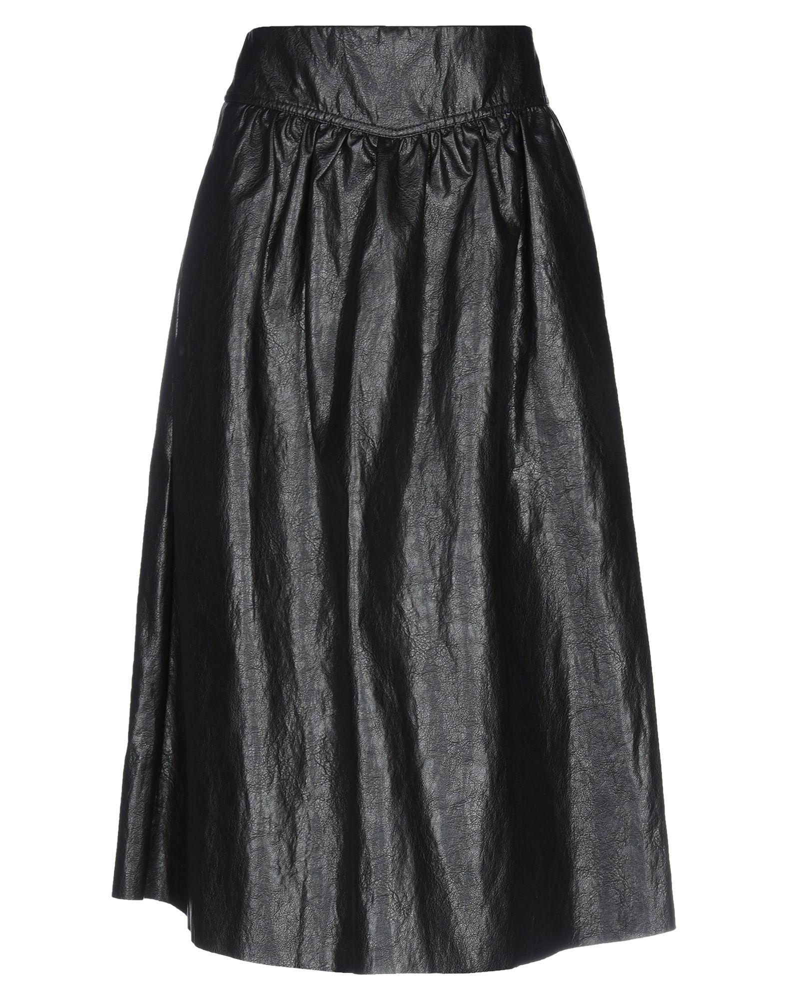 ATOS LOMBARDINI Юбка длиной 3/4 violet atos lombardini юбка длиной 3 4