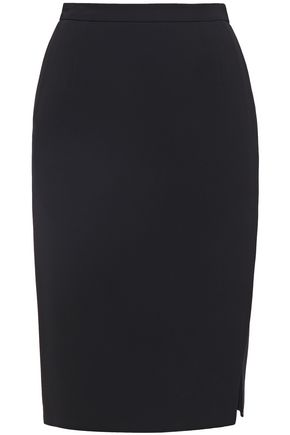 ALTUZARRA Stretch-crepe pencil skirt