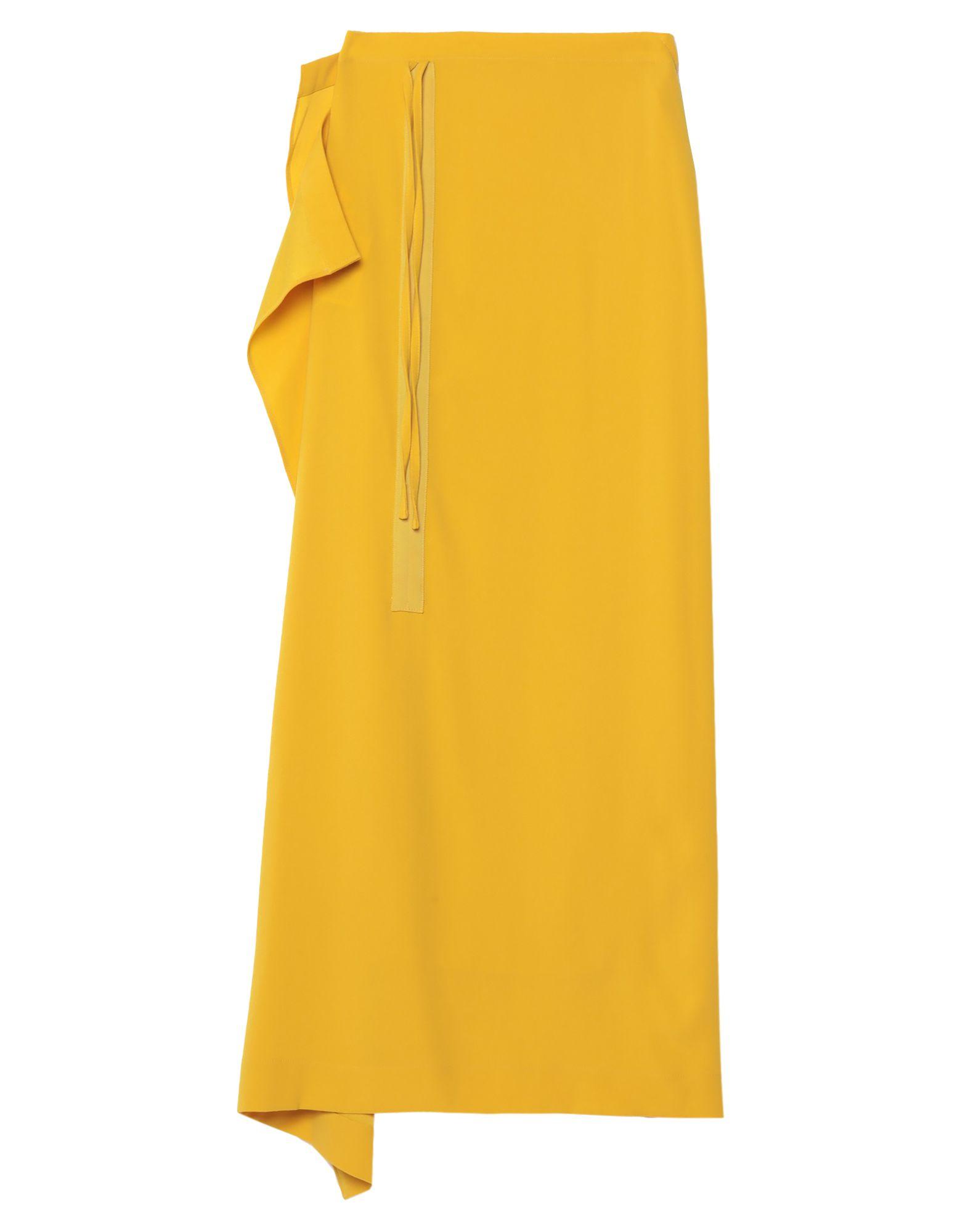цена McQ Alexander McQueen Длинная юбка онлайн в 2017 году