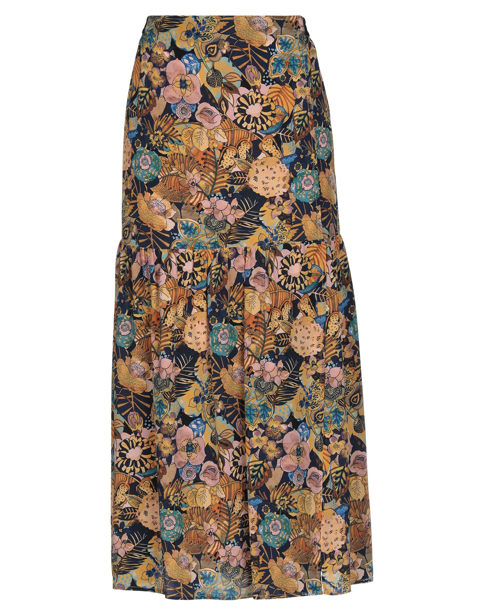 MOMONÍ Длинная юбка momoní длинная юбка