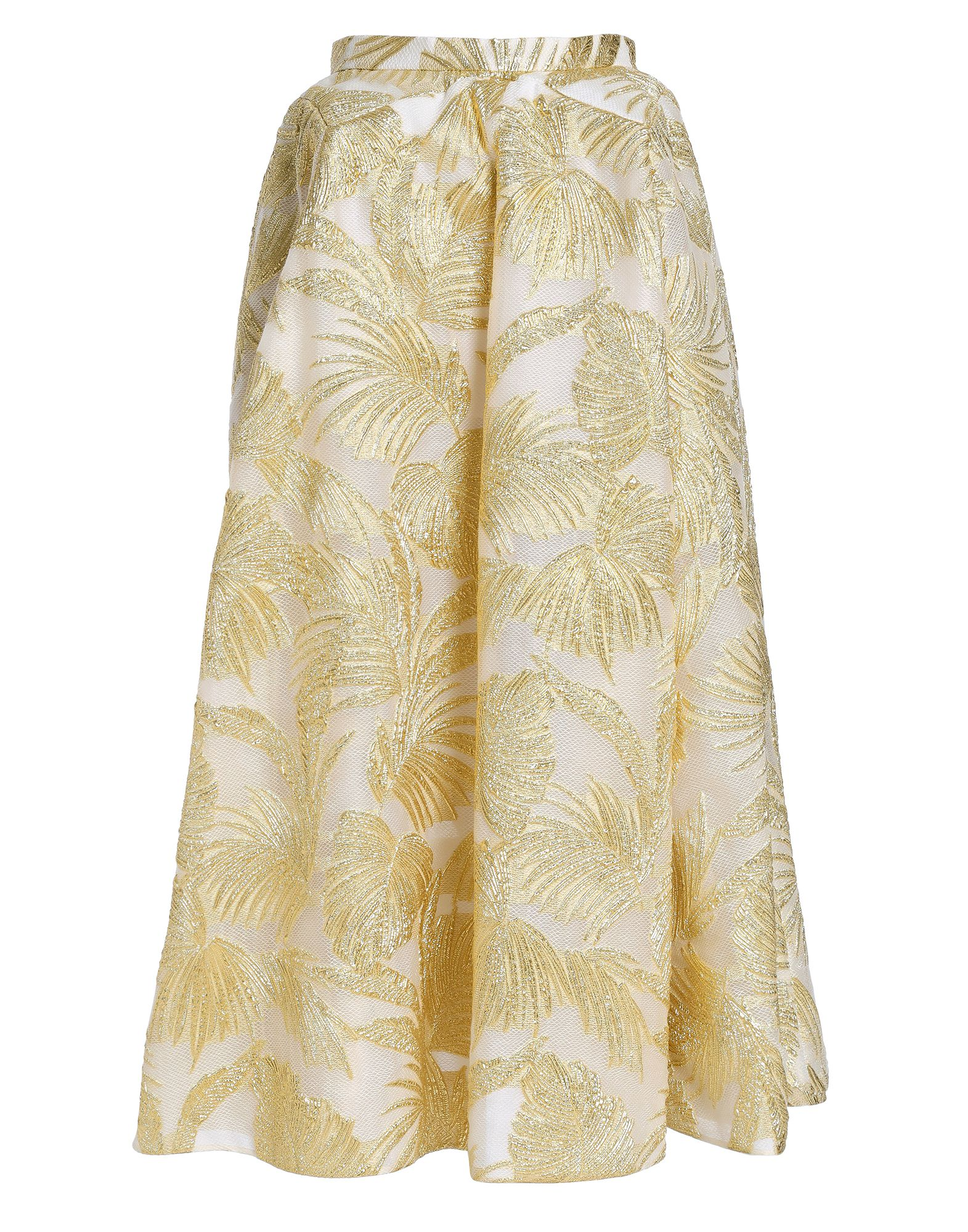 DELPOZO Длинная юбка delpozo бюстье
