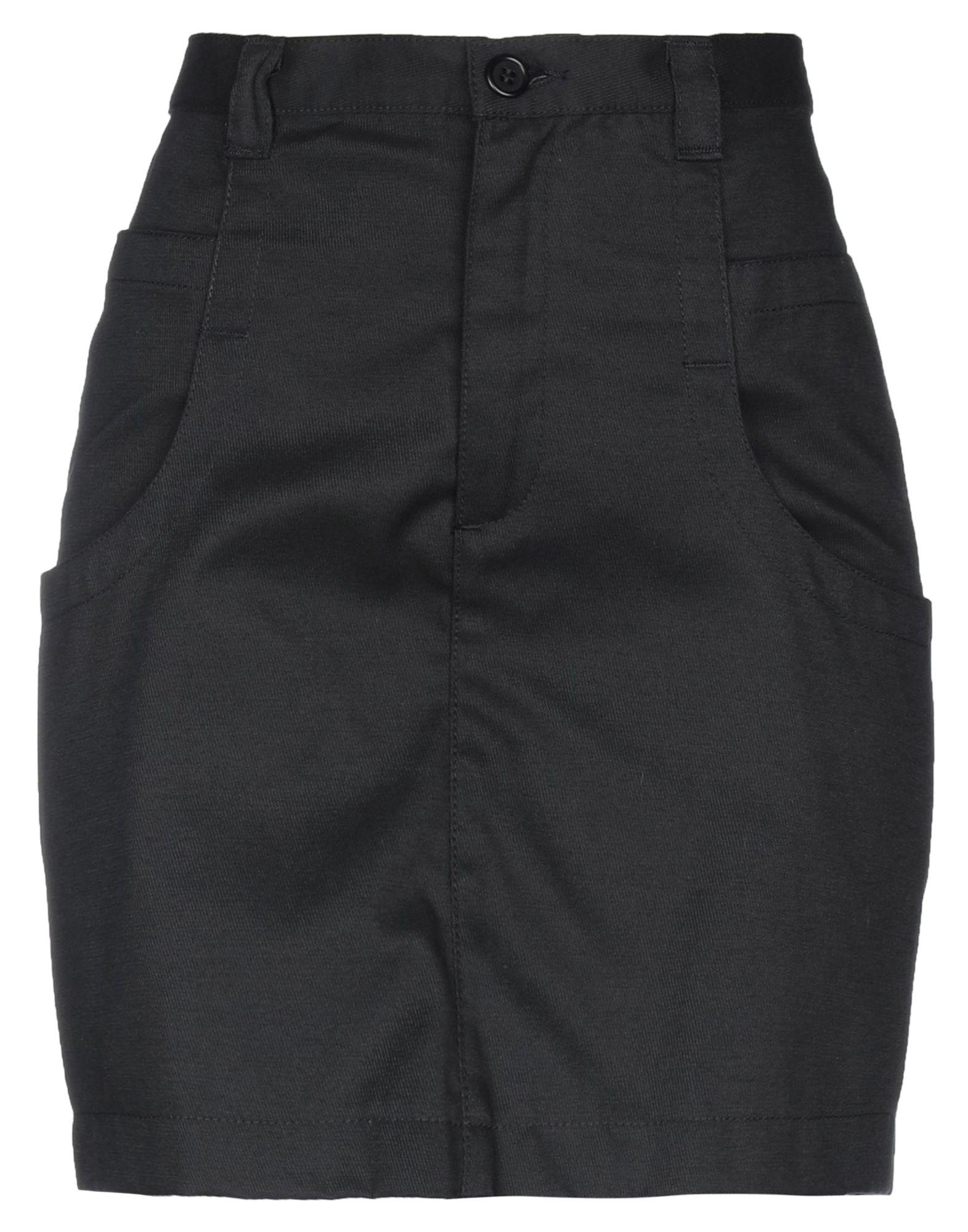 BIKKEMBERGS Мини-юбка юбка dirk bikkembergs юбка