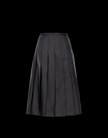 SKIRT Black Trousers Woman