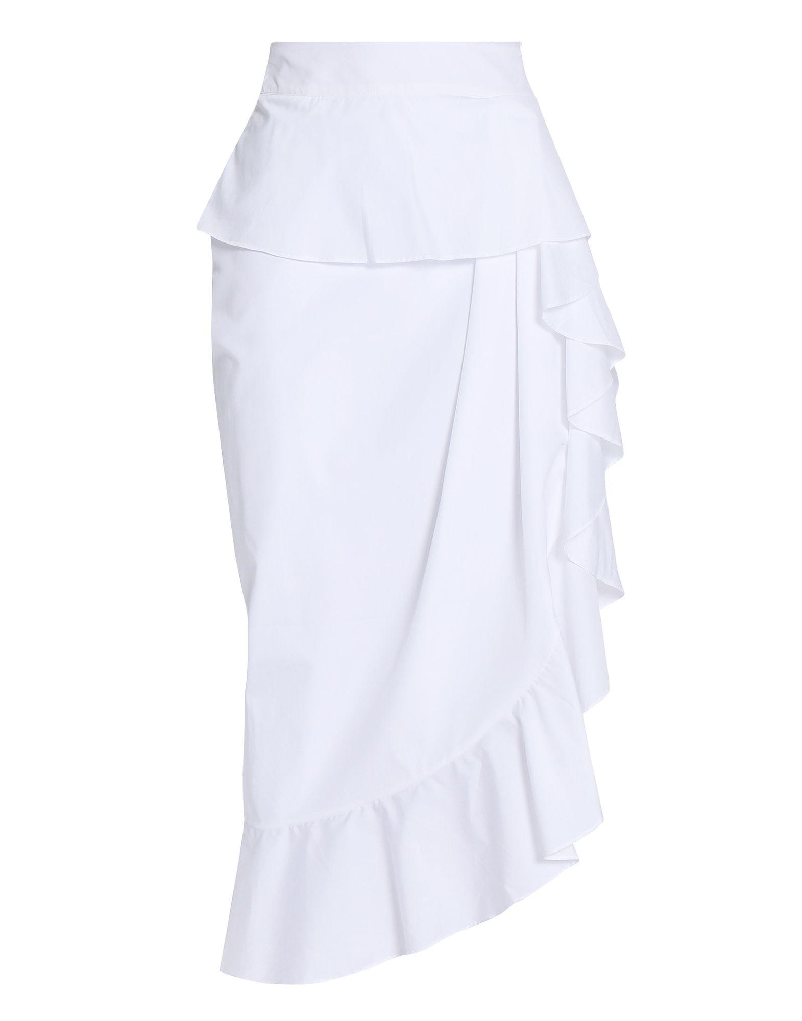 Фото - MICHAEL LO SORDO Юбка длиной 3/4 michael kors collection юбка длиной 3 4