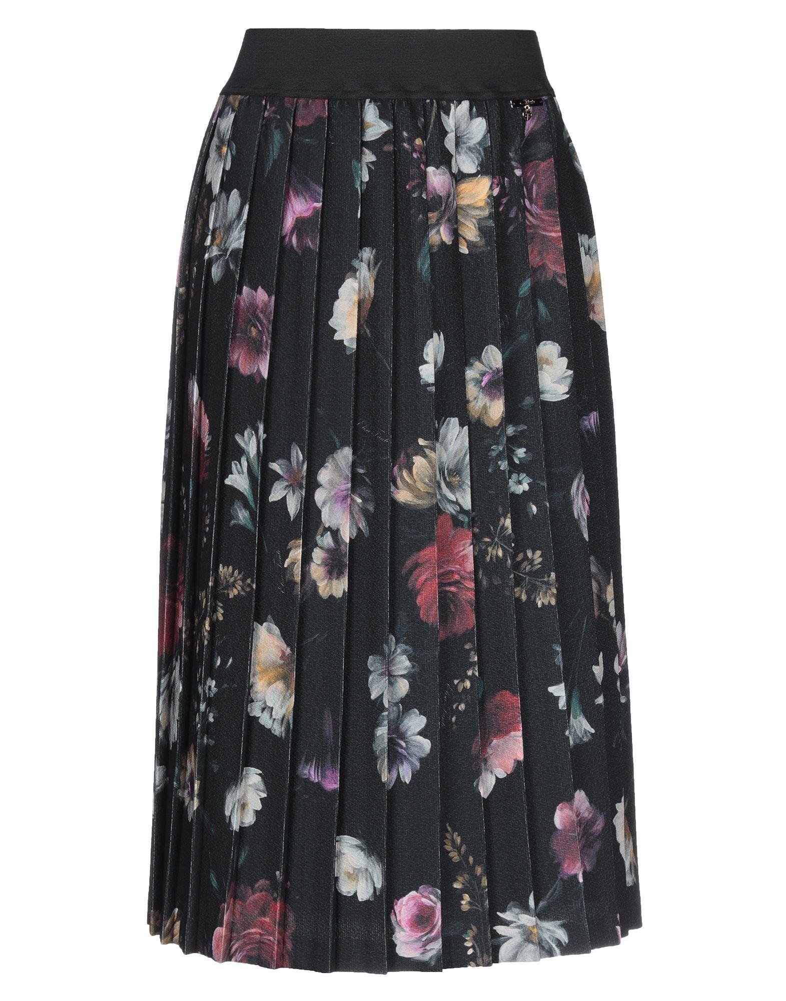 Фото - ELISA FANTI Юбка длиной 3/4 юбка elisa fanti юбка