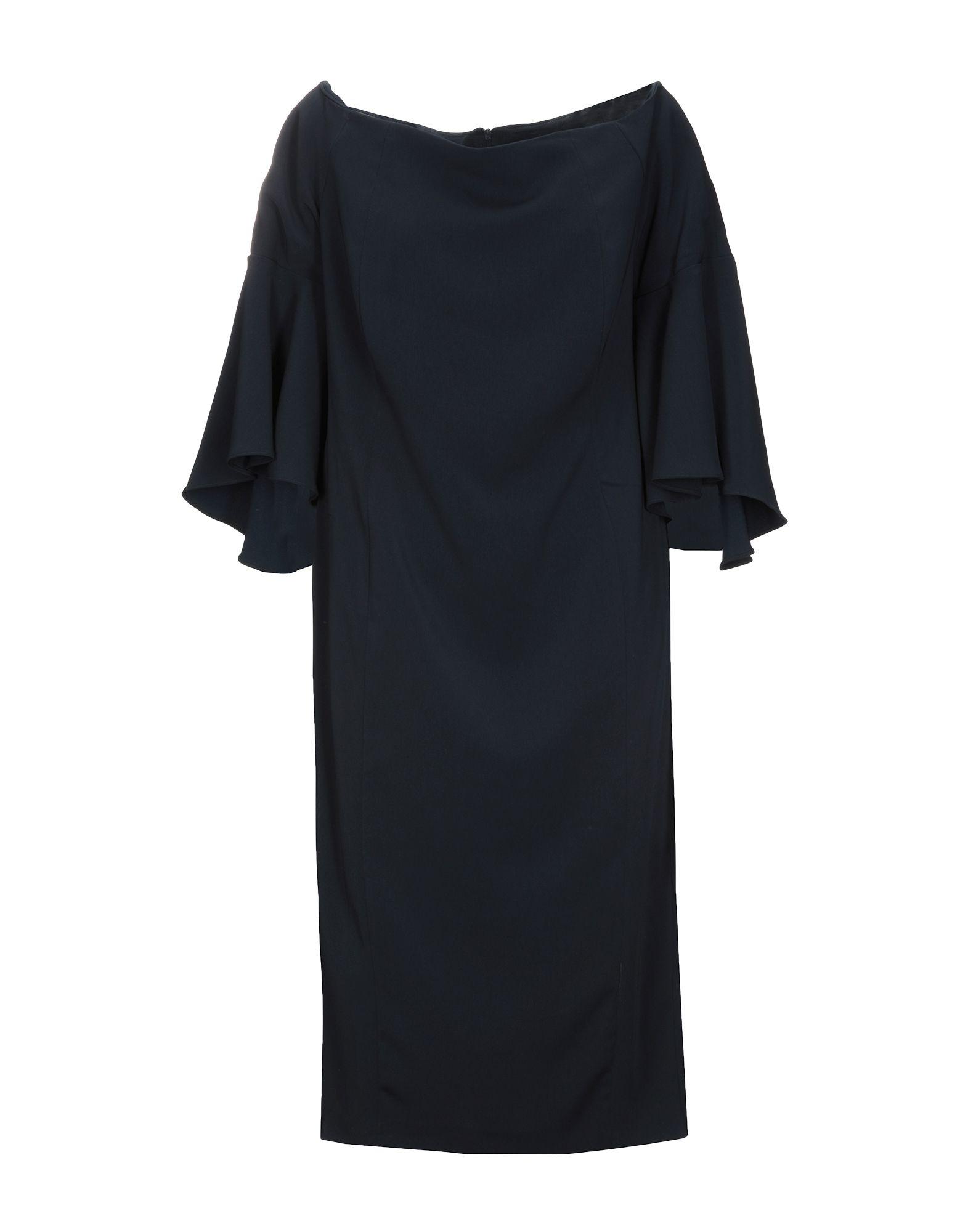 PERSONA BY MARINA RINALDI Платье до колена пуловер джерси persona
