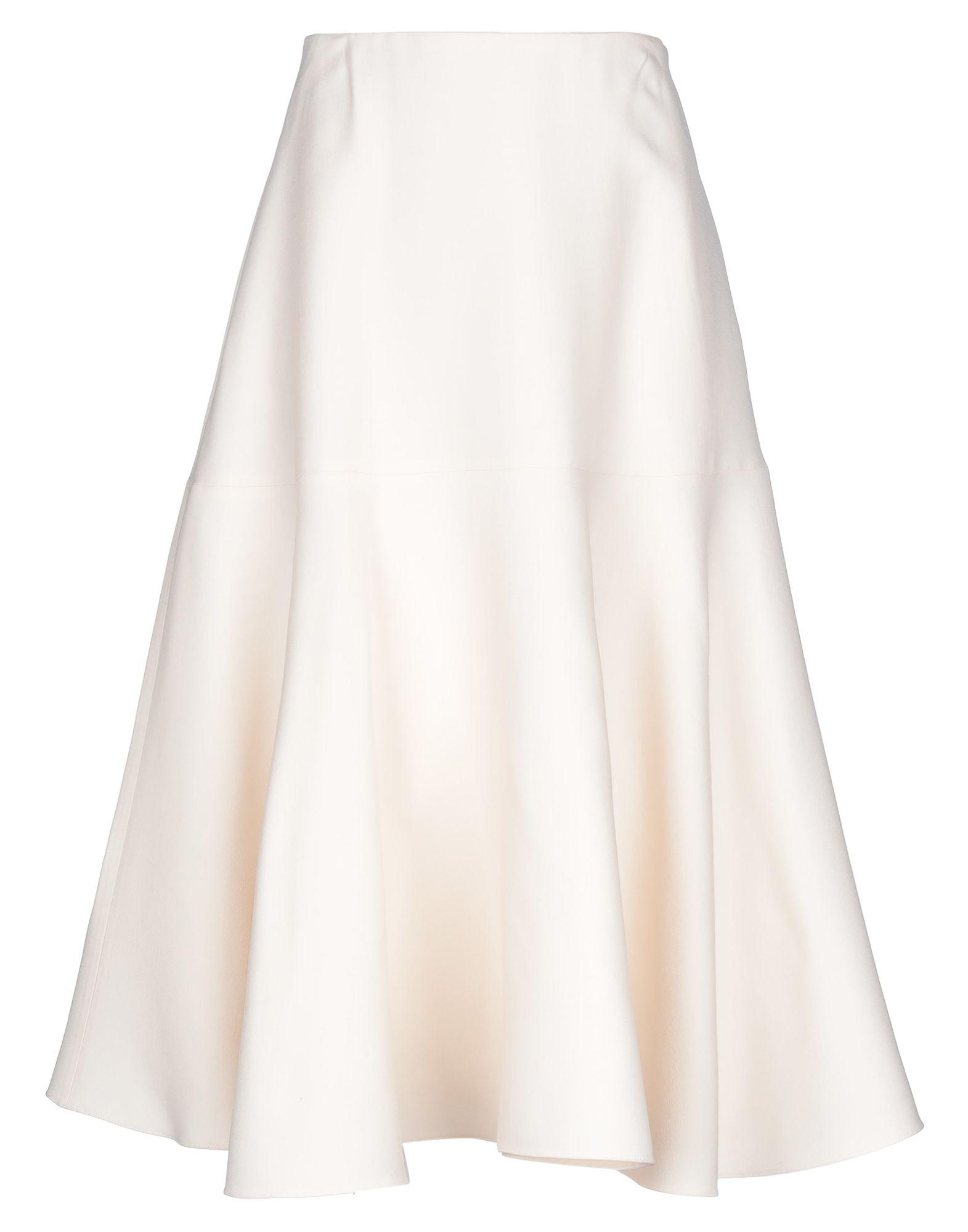 VALENTINO Юбка длиной 3/4 dondup юбка длиной 3 4