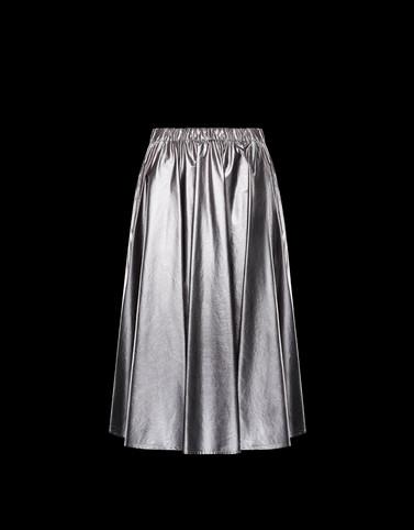 スカート シルバー スカート&パンツ レディース