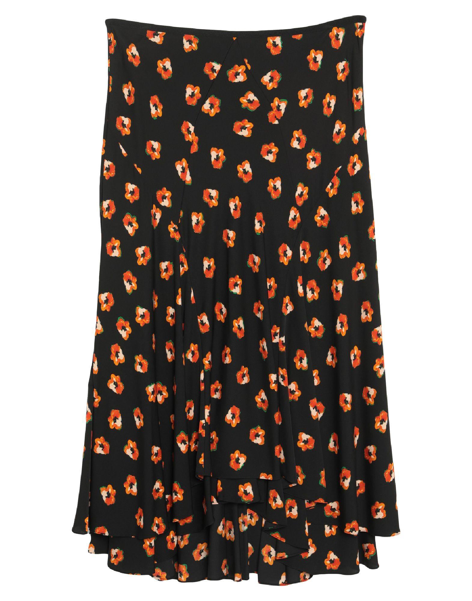 DIANE VON FURSTENBERG Юбка длиной 3/4 юбка diane von furstenberg юбки макси длинные