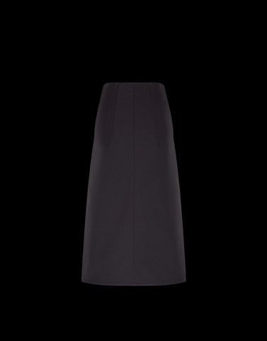 SKIRT Black 2 Moncler 1952 Woman
