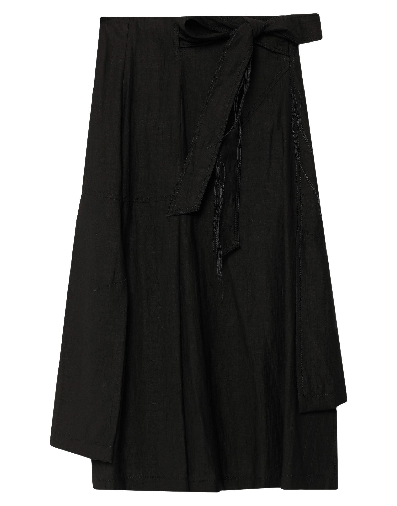 TOM REBL Юбка длиной 3/4 tom rebl длинная юбка