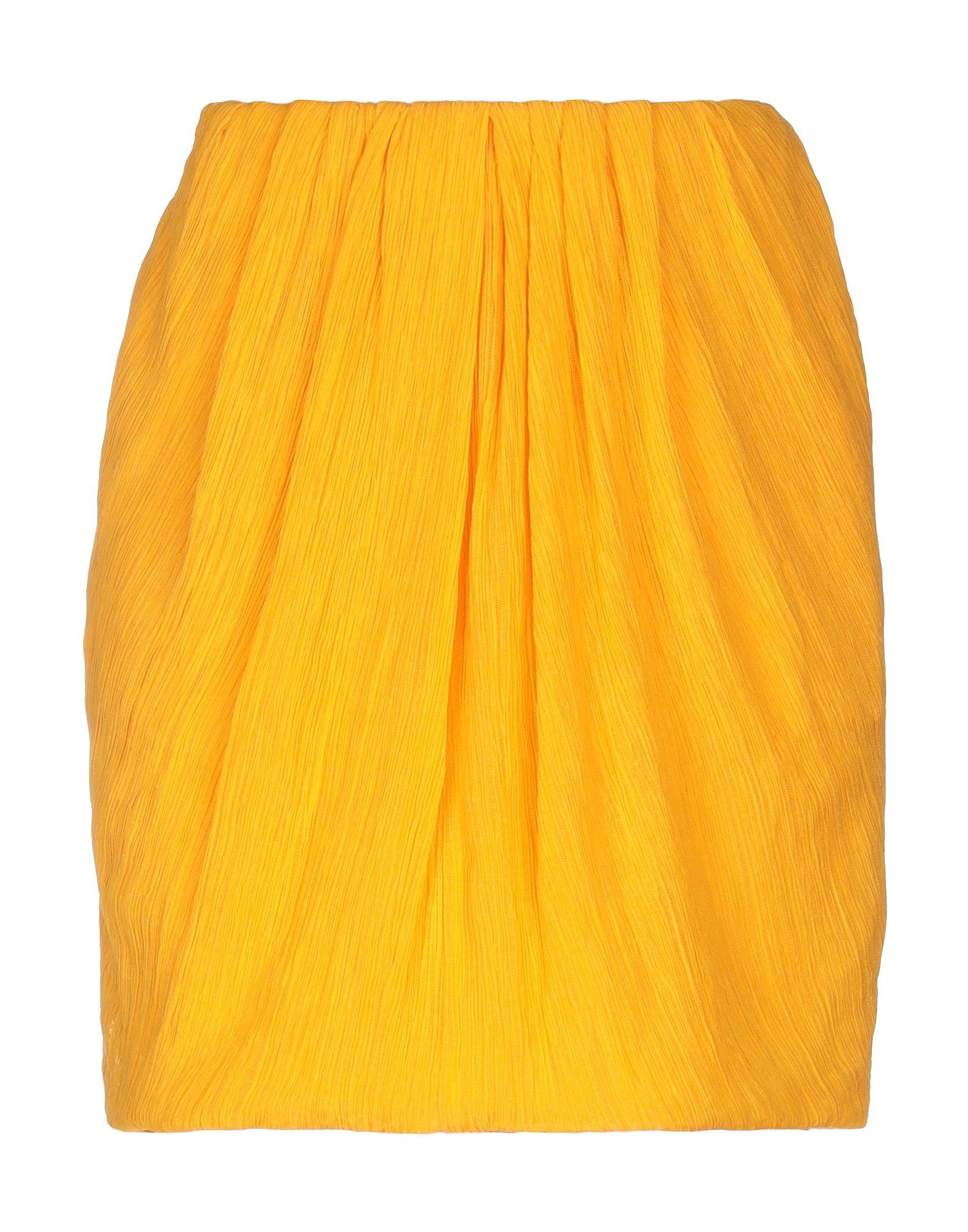 NINA RICCI Мини-юбка nina ricci полосатая юбка
