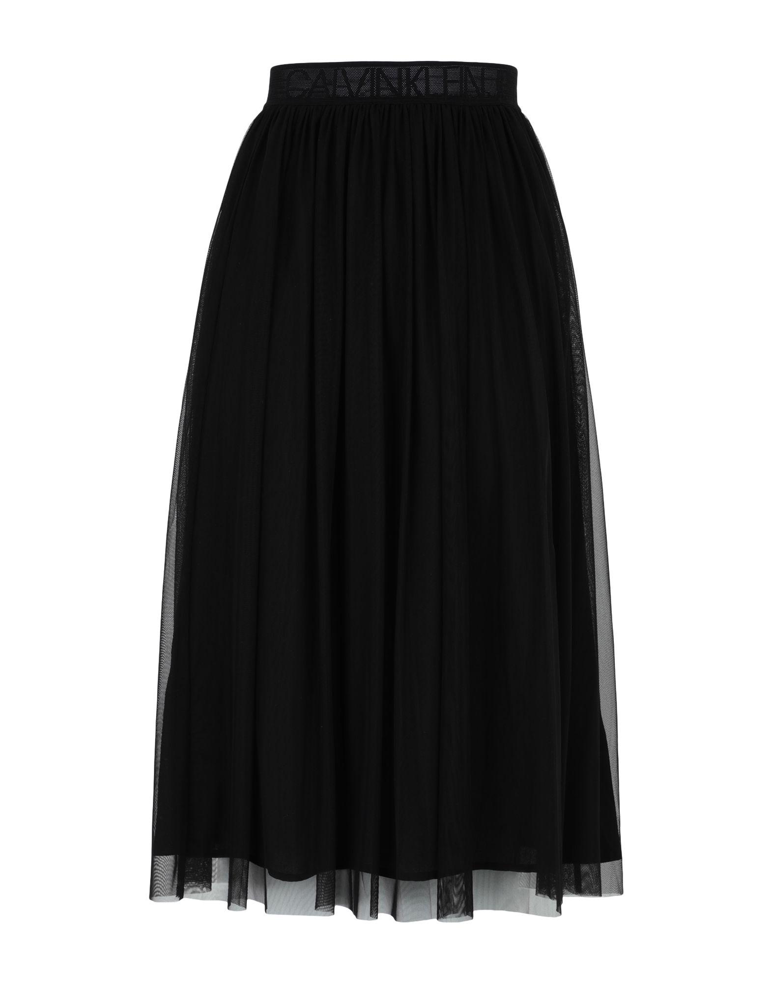 Фото - CALVIN KLEIN JEANS Юбка длиной 3/4 calvin klein collection юбка длиной 3 4