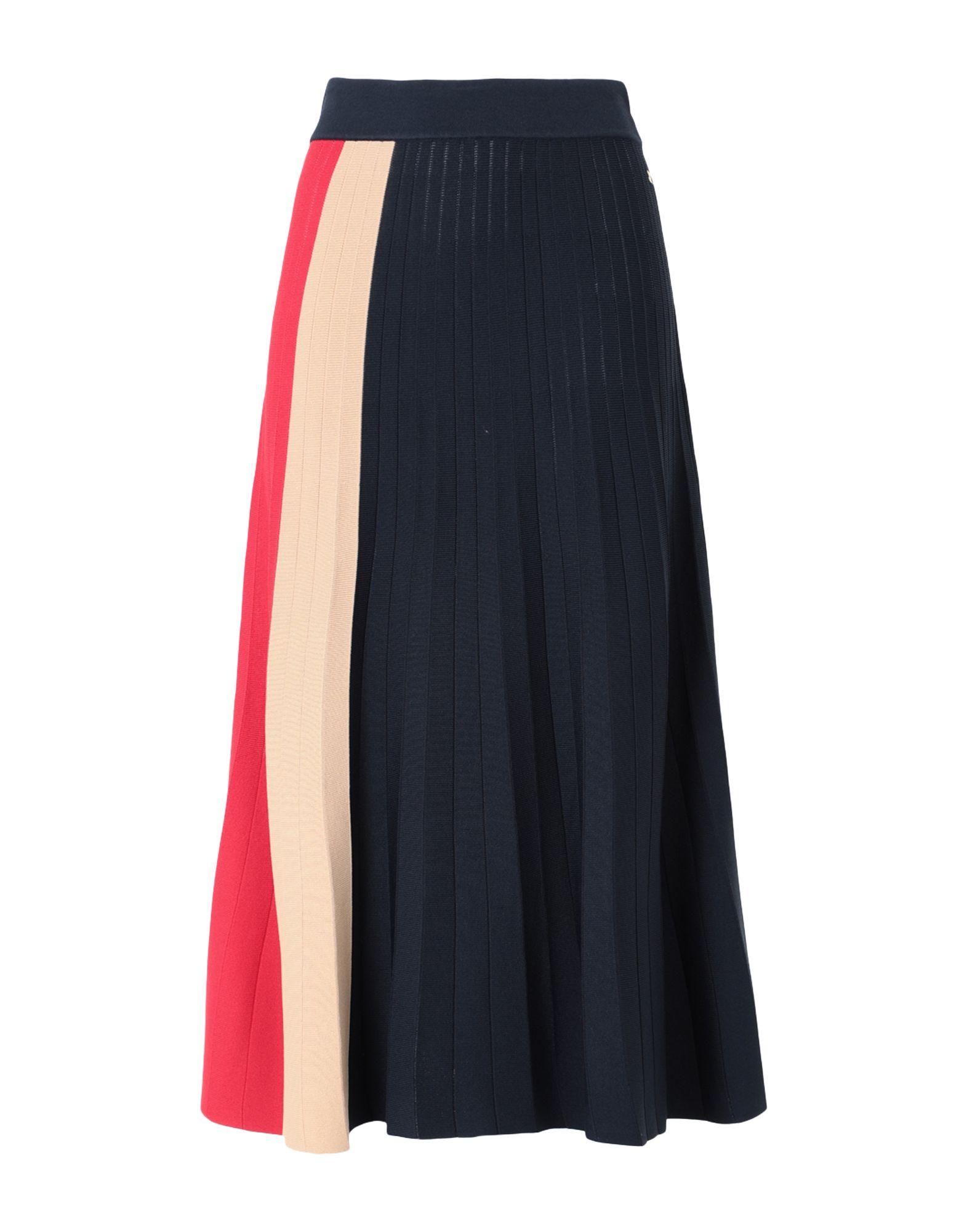 Фото - TOMMY HILFIGER Юбка длиной 3/4 hilfiger collection юбка длиной 3 4