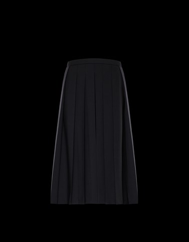 SKIRT Black Category Skirts Woman