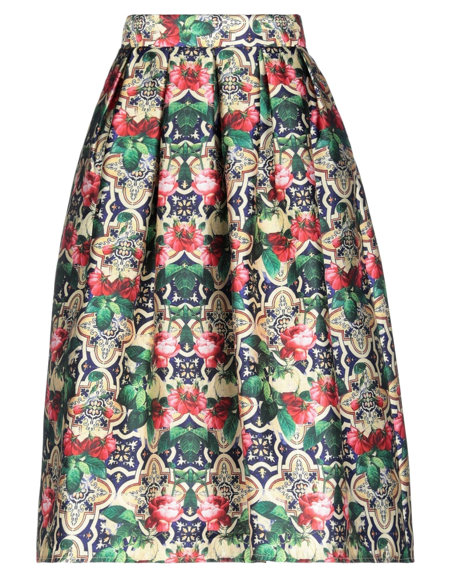 JACK T. Юбка длиной 3/4 t think chic юбка длиной 3 4