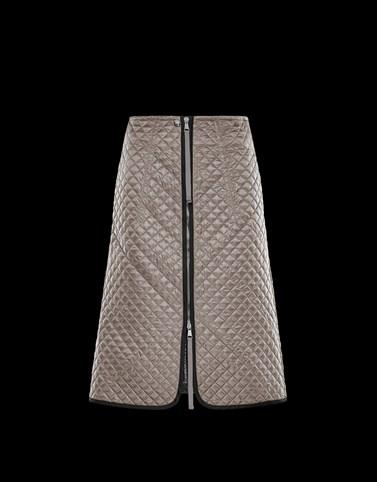 ROCK Taubengrau Röcke und Hosen Damen