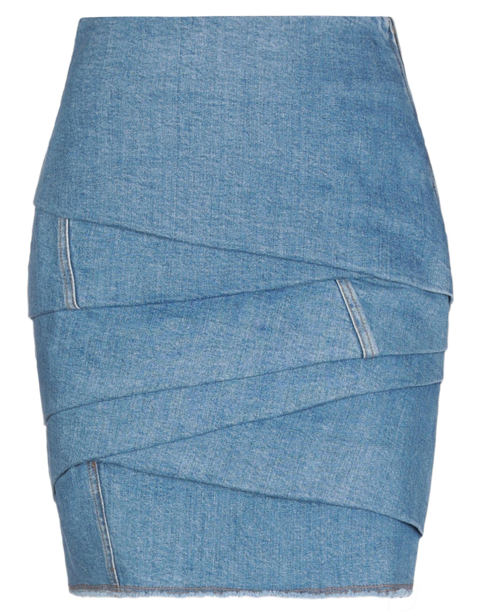 Фото - PHILOSOPHY di LORENZO SERAFINI Джинсовая юбка philosophy di lorenzo serafini юбка