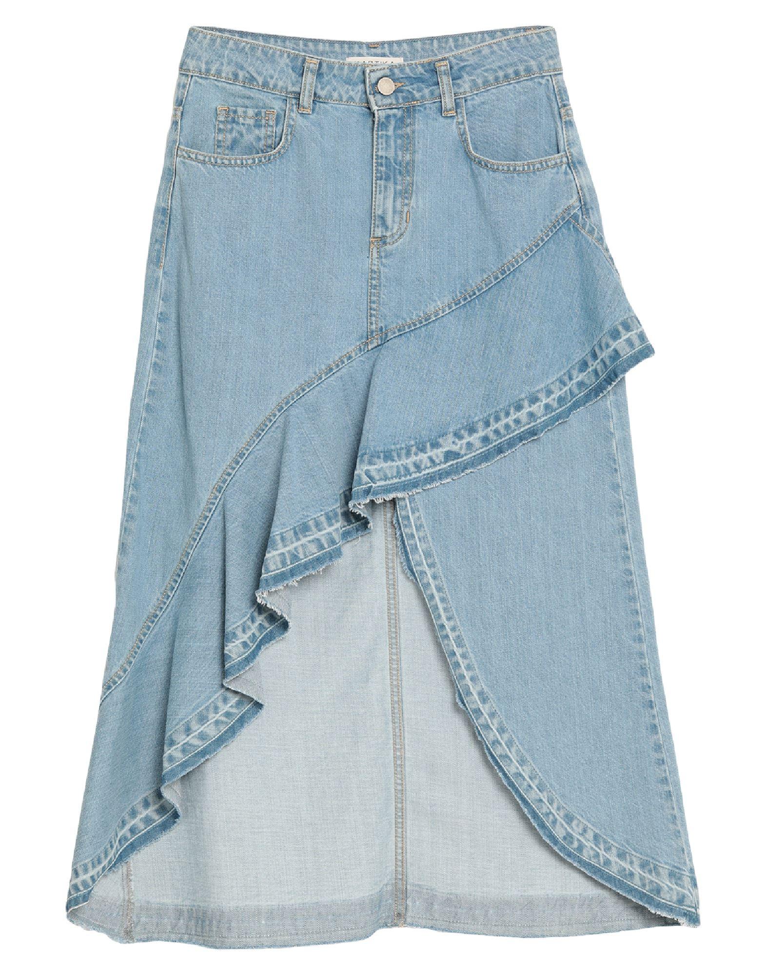 Фото - KARTIKA Джинсовая юбка kartika комплект