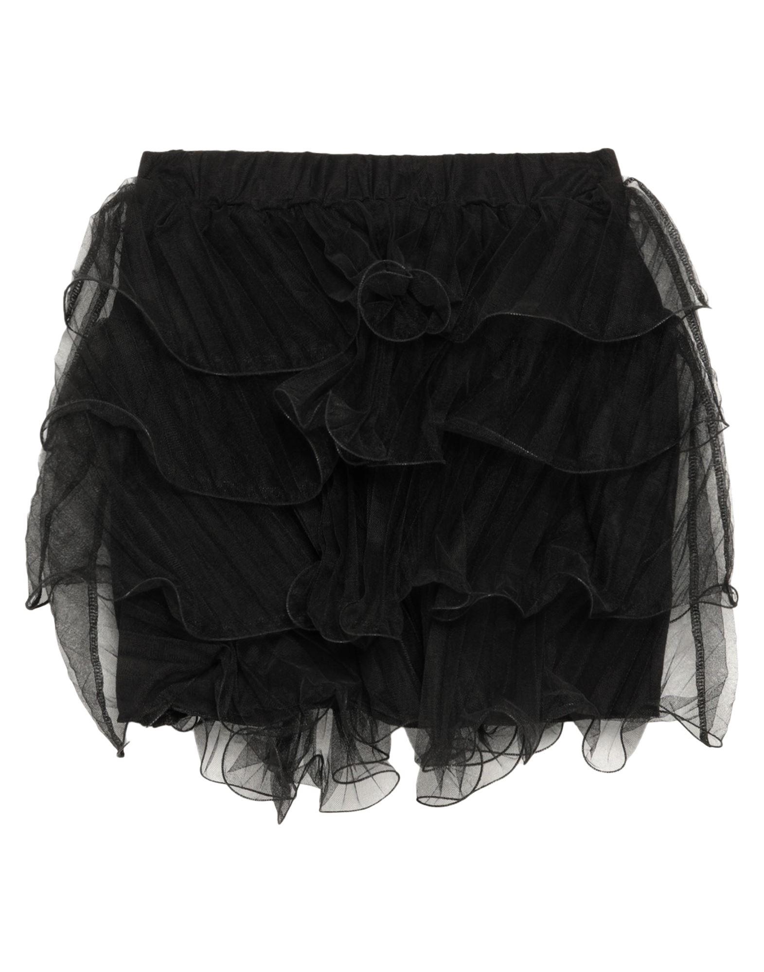 SOUVENIR Мини-юбка humanoid мини юбка