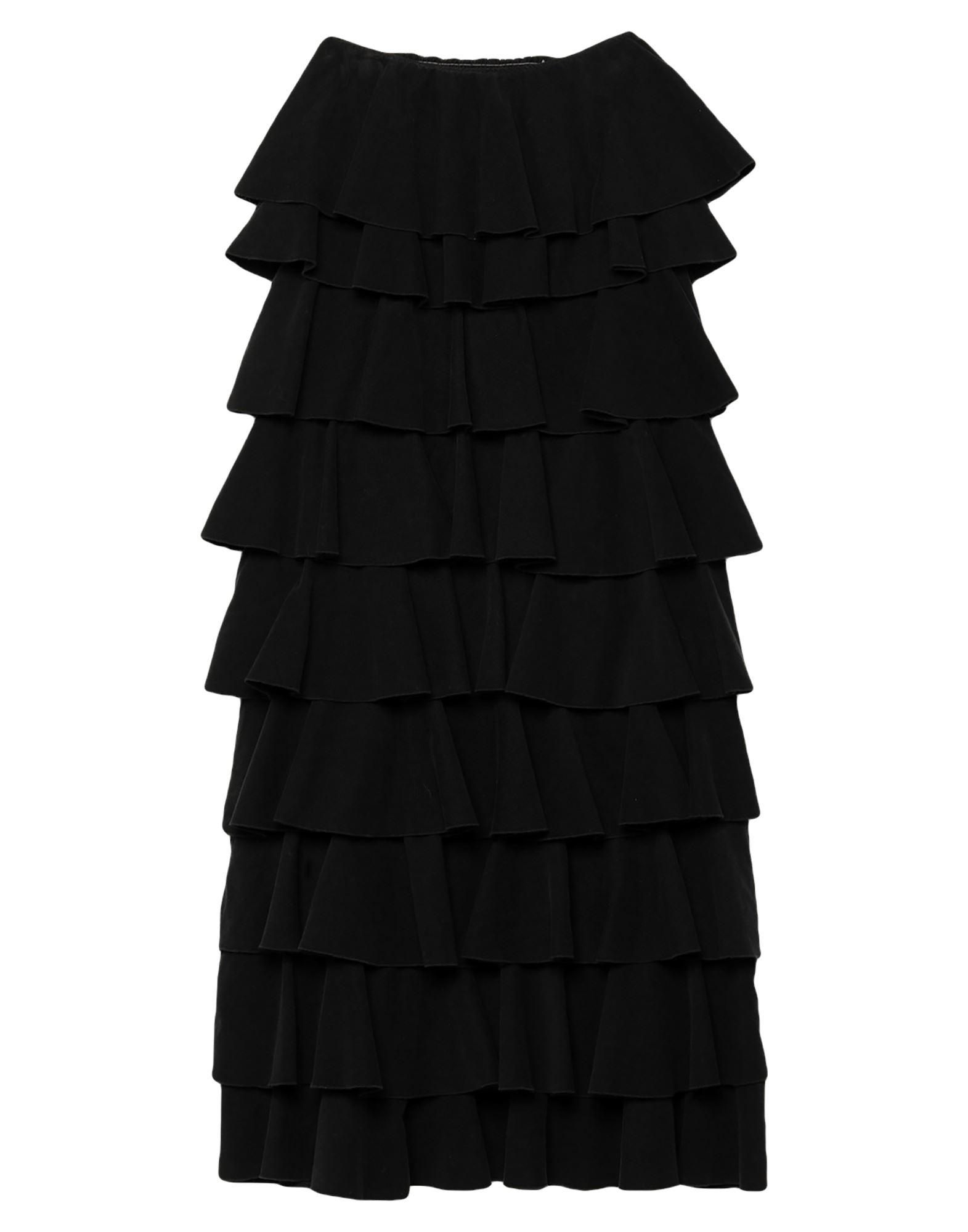 SOALLURE Длинная юбка soallure куртка