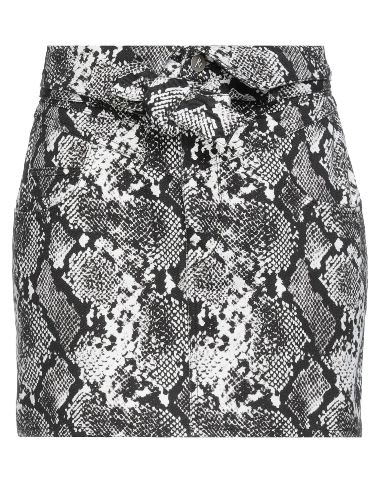 THE ATTICO Мини-юбка недорого