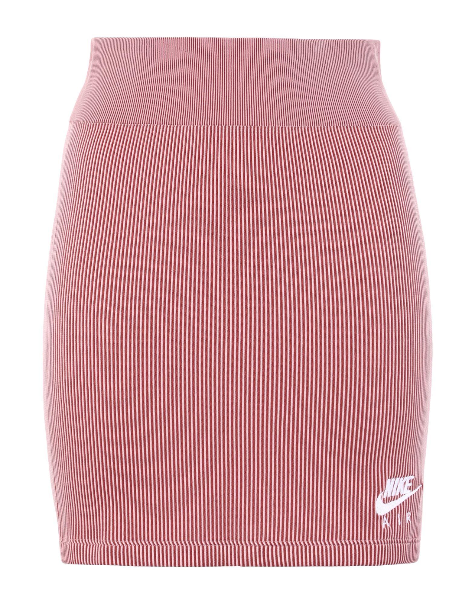 NIKE Мини-юбка nike юбка длиной 3 4