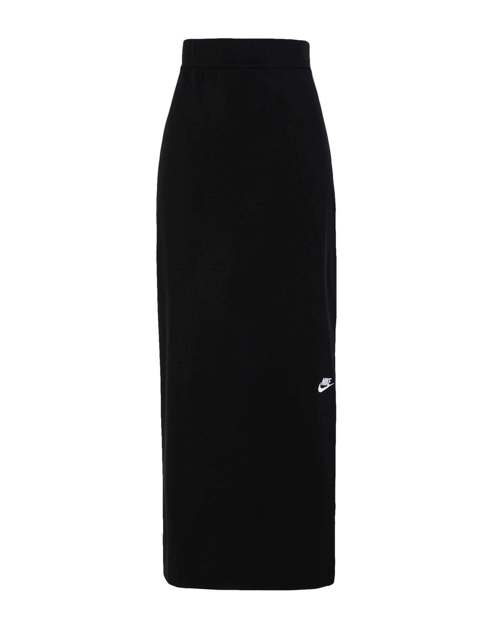 NIKE Длинная юбка nike юбка длиной 3 4