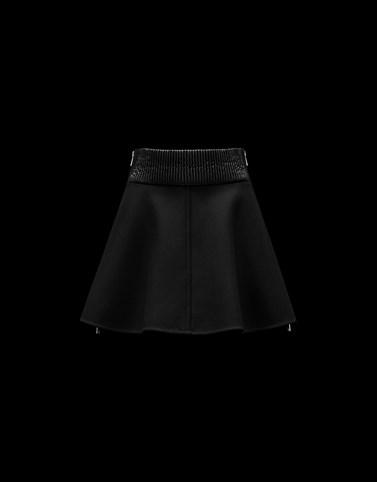 半裙 黑色 半裙与裤装 女士