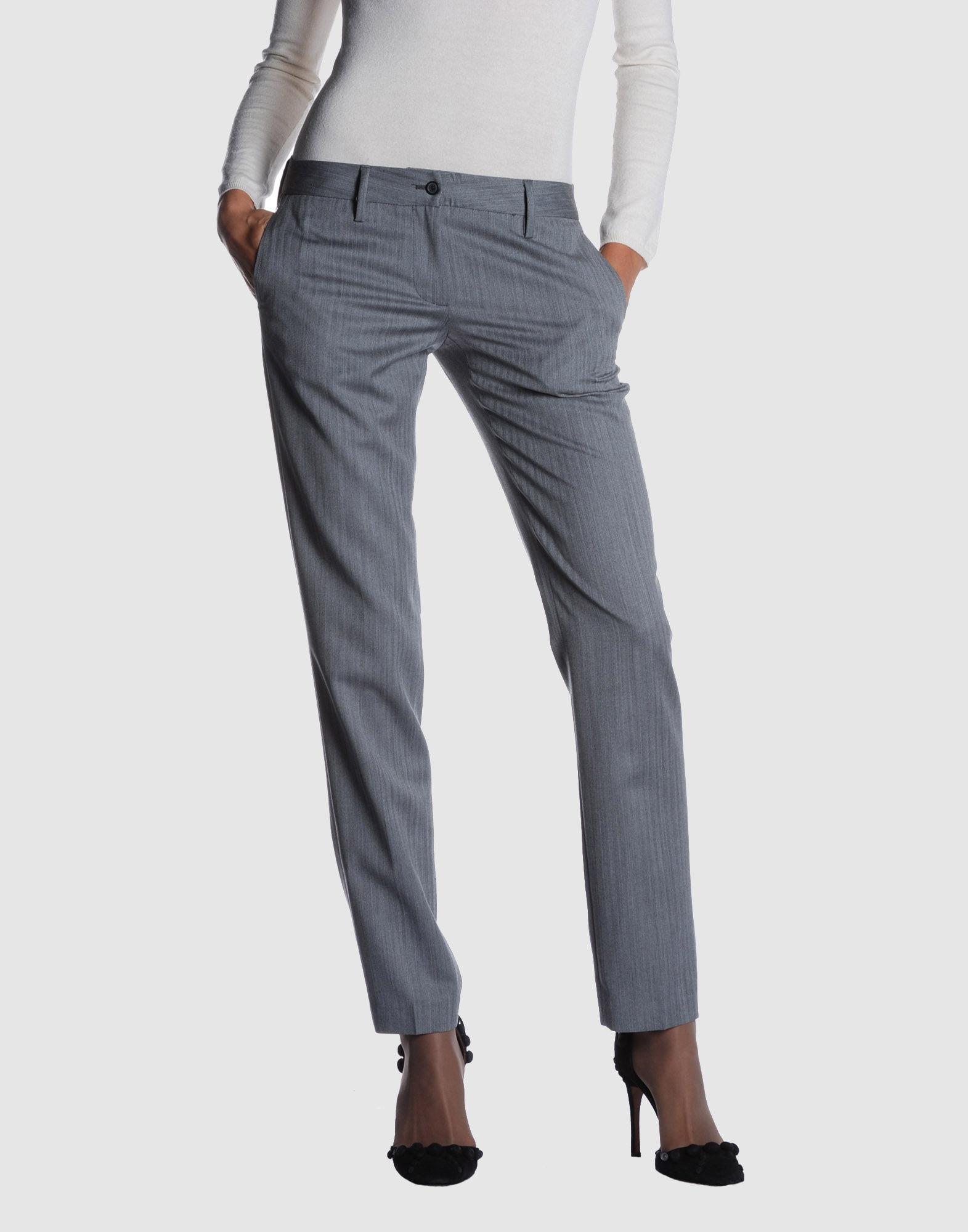 MAURO GRIFONI Классические брюки trousers moe брюки классические