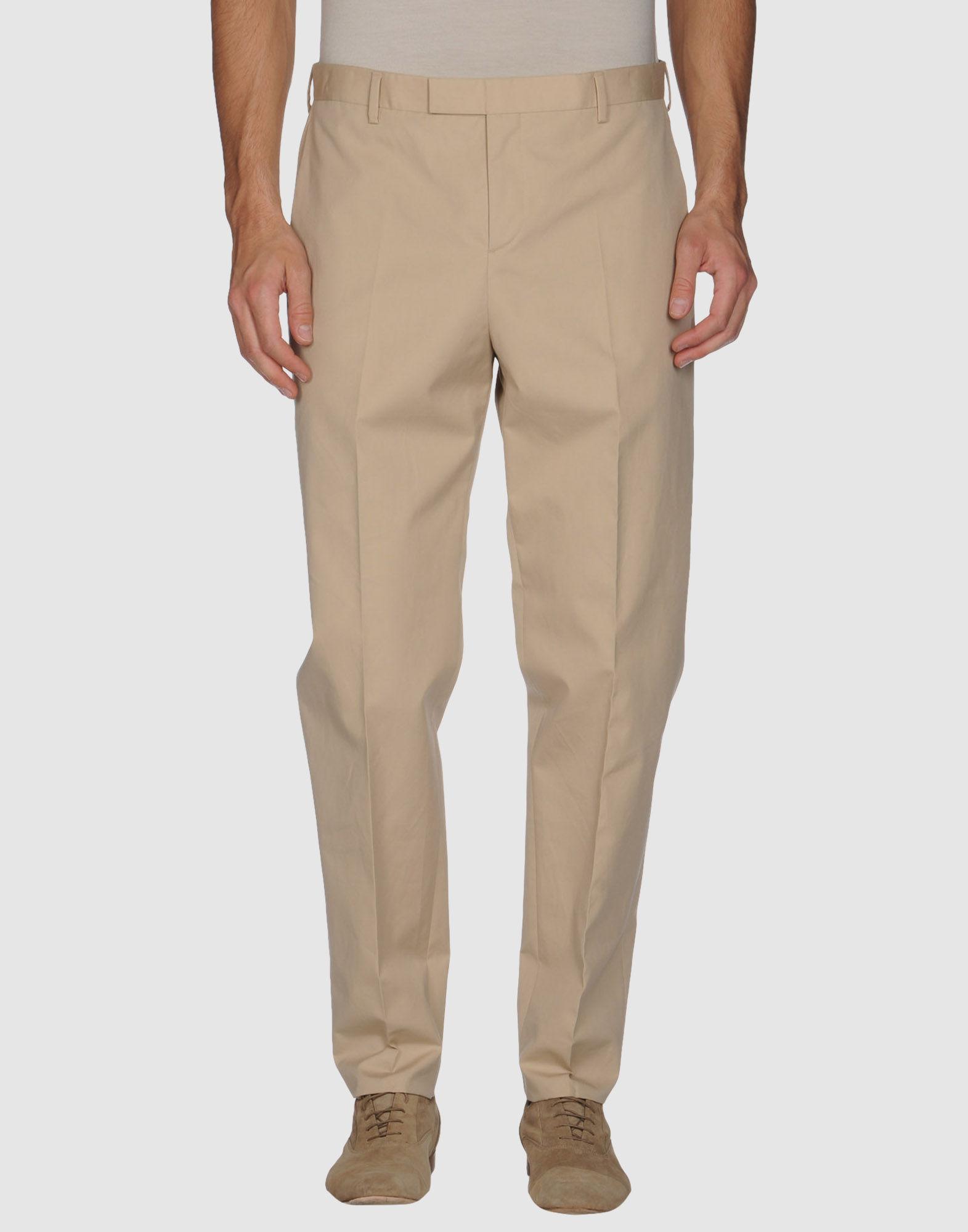 DIOR HOMME Классические брюки dior повседневные брюки