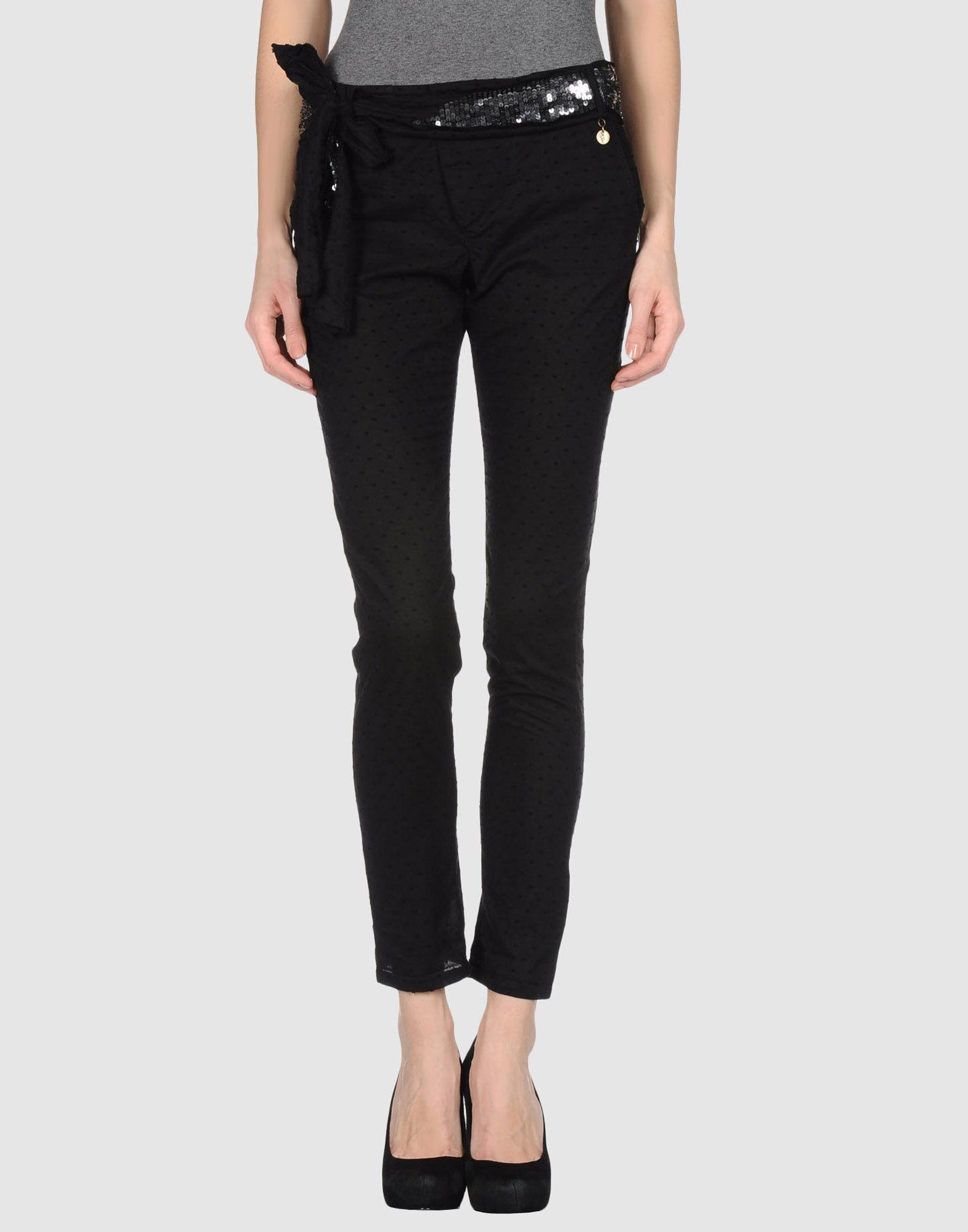 где купить ONLY 4 STYLISH GIRLS by PATRIZIA PEPE Повседневные брюки по лучшей цене