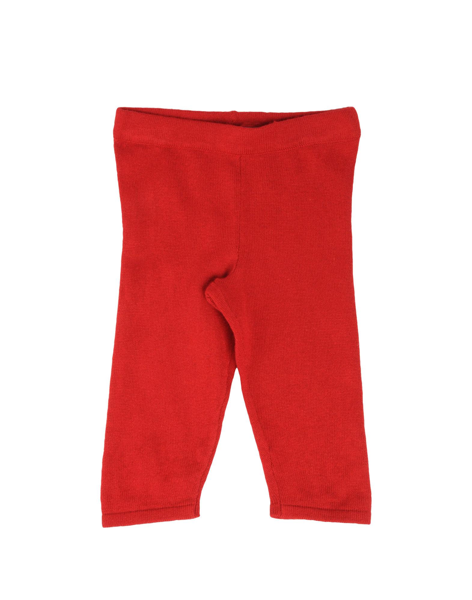 Gf Ferre' Kids' Casual Pants In Red
